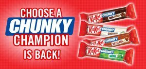 """Review: Kit Kat """"Chunky Champion 2013"""" Campaign"""