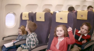 "Monarch Airlines new advert ""Let's make flying fun again"""
