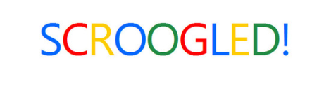 """Microsoft's """"Have You Been Scroogled?"""" Anti-Google Campaign"""